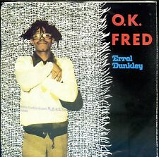 7inch ERROL DUNKLEY o.k. fred HOLLAND 1980 EX