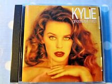 Kylie Minogue Greatest Hits 22 Track Reissue CD (Australian Release)