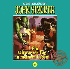Preisalarm! JOHN SINCLAIR Tonstudio Braun Folge 34 * Ein schwarzer Tag * NEU/OVP