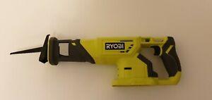 Ryobi One+ 18v Li-ion P519 Cordless Reciprocating Saw Bare Unit Brand New