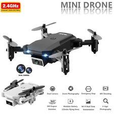 New Mini RC Drone 1080 HD Wide Angle Camera WiFi FPV Air Pressure Altitude Hold