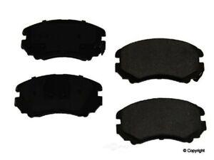 Disc Brake Pad Set-Original Performance Ceramic Front WD Express 520 09240 508