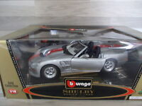 Bburago 1/18 - Shelby Series 1 1999