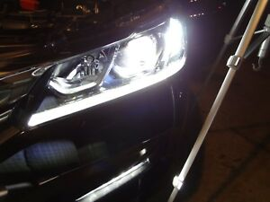 LED HEADLIGHT BULBS 16 17 Accord complete front/back kit . Free interior LED's