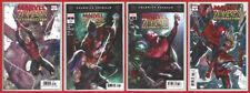 MARVEL ZOMBIES RESURRECTION #1 2 3 4 COMPLETE SET Spider-Man Hulk 2020 NM- NM