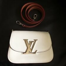 VERY RARE! $5900 Louis Vuitton Vivienne LV Box Genuine Calfskin BB Crossbody Bag