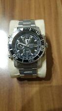 Seiko 7t32-7g20 Orologio Uomo Cronografo Orologio da polso
