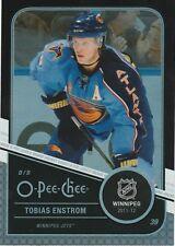 2011-12 O-Pee-Chee Black Rainbow Tobias Enstrom