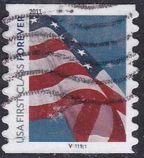 4491 4491a Forever Flag - Pnc1 - Pl# V111111 Vp/Pv- used
