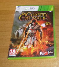 Jeu XBOX 360 - The cursed crusade