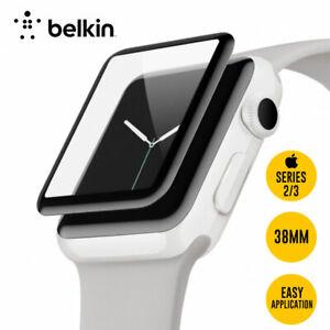 Belkin Apple Watch Screen Protector 38mm Series 2 3 Screenforce UltraCurve