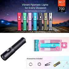 Klarus Mi7 700 Lumens CREE XP-L HI V3 EDC LED Flashlight with Battery