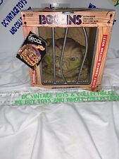 Vintage Mattel Boglin DROOL in box with attached Hang Tag  Toy