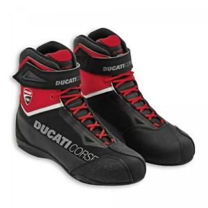 Ducati Corse City C2 Motorcycle Boots Shoes