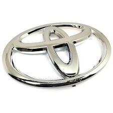 x1 New Chrome 4x4 Emblem Decal Badge Repalce OEM Toyota Tundra Tacoma RAV4