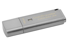 KINGSTON Data Traveler Locker + G3 / Storage USB 3.0 Pendrive/Flash Drive - 16GB