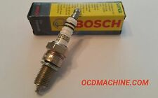 Bosch Spark Plugs for BMW Motorcycle K75/C/RT/S and K100/LT/RS/RT..FREE SHIPPING