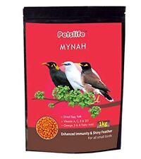 Petslife Mynah Bird Food, 1 kg Free Shipping