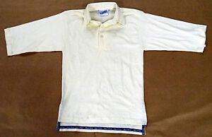 Owzthat 3/4 Sleeve Cricket Shirt Mens Top White Boys Youths Mens S M L XL