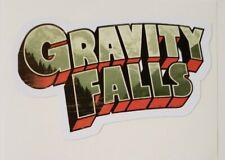 Gravity Falls logo Sticker decal car laptop scrapbook