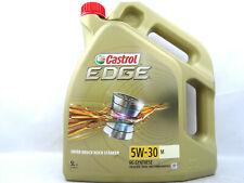 Castrol 5W30 5W-30 Edge M 5Liter Fluido Titanio BMW LL-04 MB 229.31/52/52 Api