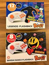 Namco Flashback Blast! 2 Wireless Controllers ~ Plug N Play 20 Games ~ Galaga