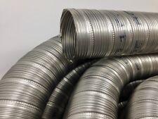 TUBO GAS DI SCARICO TRUMA 55 mm in acciaio inox flessibile sl3002 TUBO GAS DI SCARICO s2200 - 300 cm di lunghezza