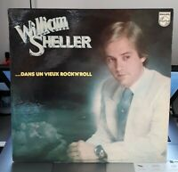 Rare LP WILLIAM SHELLER ...dans Un Vieux Rock'n'roll  Philips 9101054 - 1976