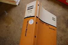 Scatola 102 Rullo Vibrante Compattatore Servizio Manuale di Riparazione Libro