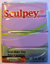 M00713 Morezmore Sculpey Iii Spring Lilac 2oz Polymer Oven-Bake Clay A60