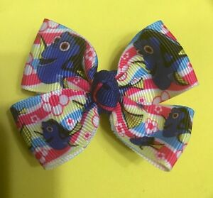 """Finding Dory Baby Magical Hairbows 2.5"""" Non Slip Clip"""