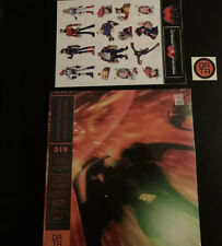 Radiant Silvergun Limited Edition Orange/Red/Clear Vinyl Record OST Data Discs