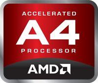 Procesador AMD A4-3300 AD33000JZ22GX Socket FM1 1Mb Caché 2 Core