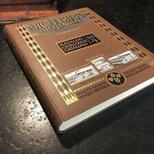Mich Birk Art Nouveau Chromolithographic Catalogue