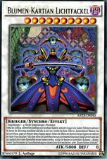 Blumen-Kartian Lichtfackel - RATE-DE045 Raging Tempest (RATE) - Rare DE NM