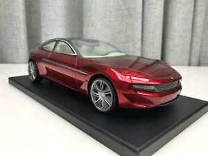 2012 PININFARINA CAMBIANO MODEL SCALE 1:18 LIMITED EDITION  Red