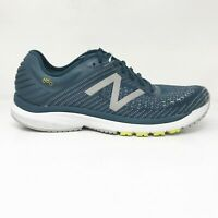 New Balance Mens 860 V10 M860A10 Blue Running Shoes Lace Up Low Top Size 12 2E