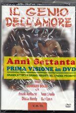DVD IL GENIO DELL'AMORE - HOWARD BOND FUORI CATALOGO UNICO VM.18 - NUOVO