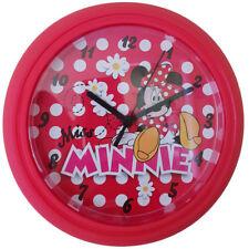 Minnie Mouse Wall Clock - Miss Minnie
