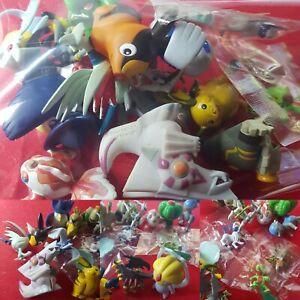 Vintage Pokemon CGTSJ TOMY Nintendo Card Palkia sealed Figures toy Bandai bundle