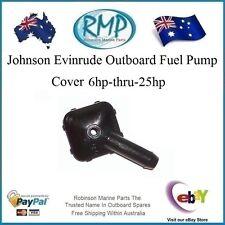 A1 329972 Fuel Pump Cap Evinrude Johnson OUTBOARD Motor