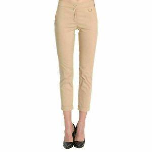 Pantalone da Donna Patrizia Pepe In Cotone a Vita Alta Stretch 2P0674/A23 €1̶8̶0