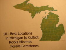 Pdf 101 Best Locations In Michigan To Collect Rocks Fossils Minerals Down Load