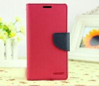Mode Flip Portefeuille Carte Étui Cuir Téléphone Housse Pour Samsung Galaxy