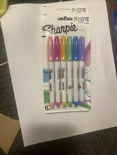 Sharpie S Note Chisel Tip Markers