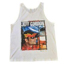 Vintage Y2Ks Chase Authentic 24 Jeff Gordon '04 Tank Top T-shirt SZ XL
