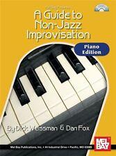 Una guía de non-jazz improvisación: Piano Edition