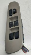 2001-2004 Toyota Sequoia OEM Left Driver Front Power Master Window Switch GRAY