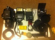 Mamiya M645 medium format camera