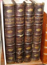 The Works of Shakespeare (4 Volumes Complete), Knight, Charles (ed); Shakespeare